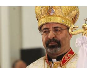 The visit of Patriarch Ibrahim Isaac